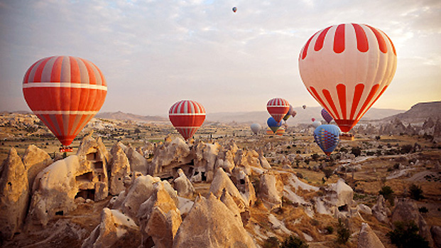 New Year's Eve in Istanbul & Cappadocia 4 Nights