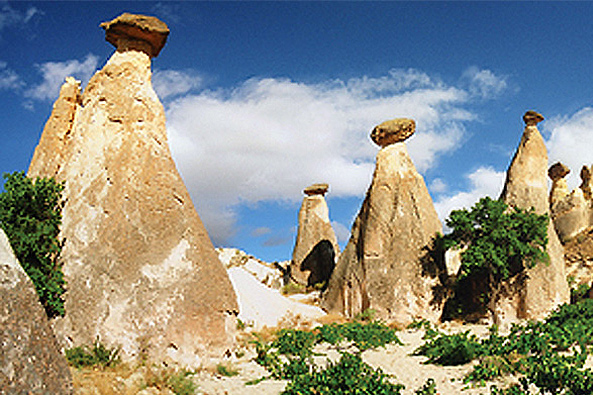 Geo 16 Wonders of Anatolia 4 Nights