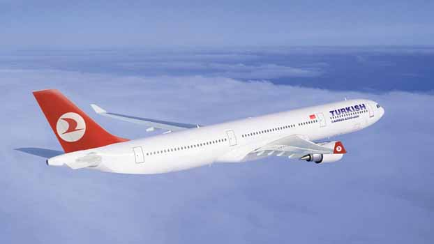 Turkish Airlines launches new flights to Spain