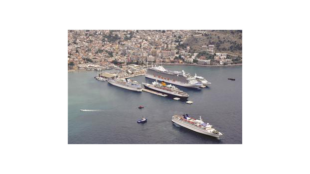 Turkey creates 13 port cruise ship platform