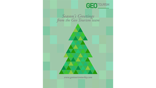 Season's Greeting from the Geo Tourism team